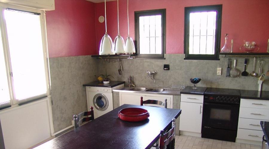 Dekoracyjne ściany Gipsowe W Kuchni Rysowanie Dekoracyjnego