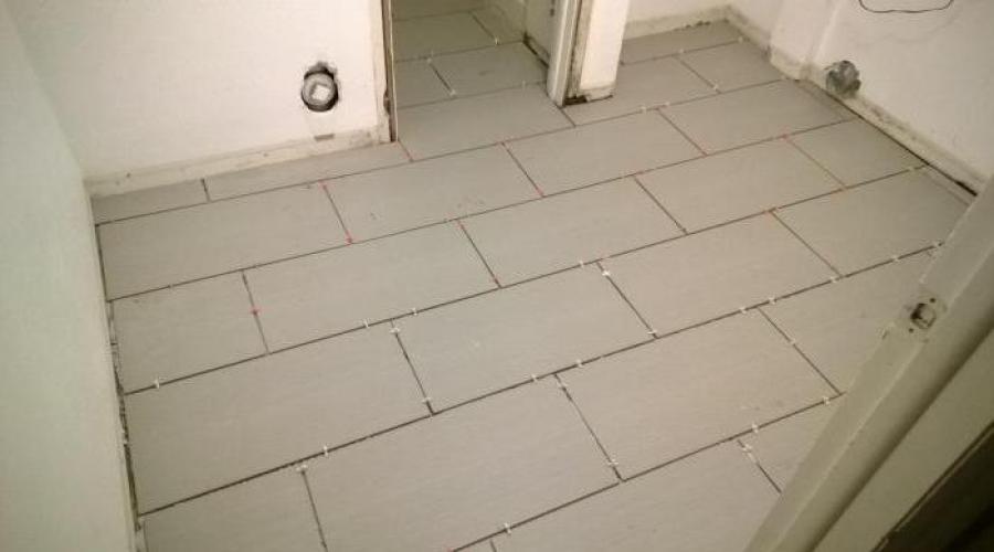 Quanto dura la piastrella sul pavimento. come determinare quanto le