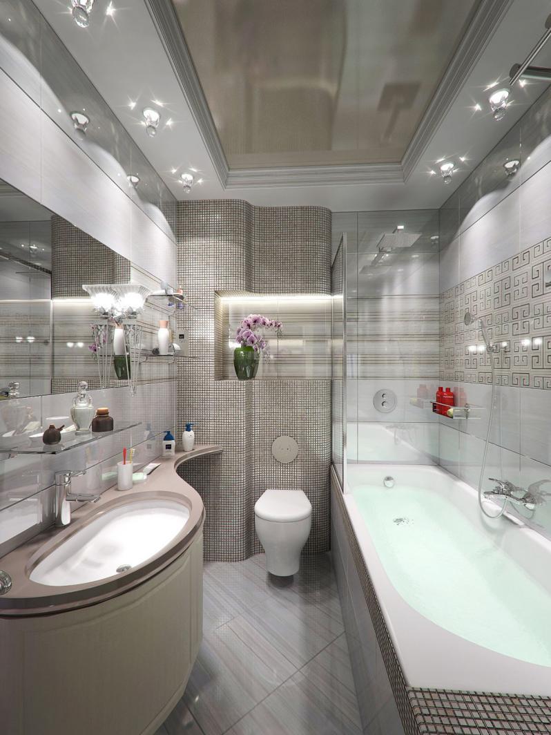Spanndecke in Badfehler. Lohnt es sich Spanndecken im Badezimmer zu ...