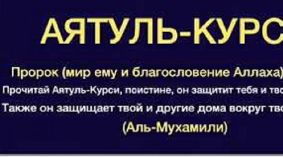 Eto Naibolee Velikij Ayat V Svyashennom Korane Ayat Al Kursi I Polza Ot Ego Chteniya Kak Chitaetsya Sura Ayat Kursi