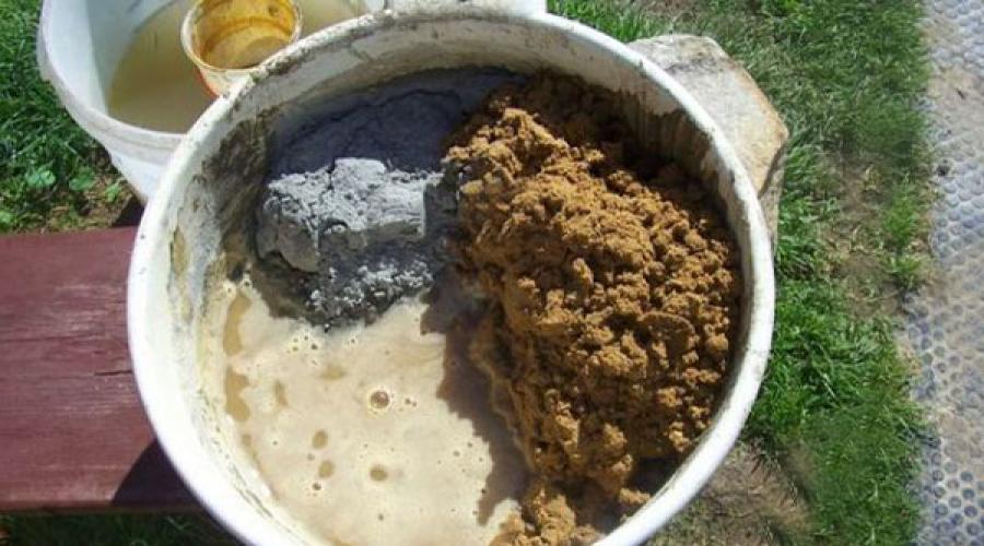 Рецепт правильного бетона раствор для кладки керамзитобетона